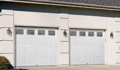 Abco garage door company garage door installation and for Raynor centura garage doors