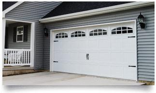C h i overhead doors abco garage doors vero beach fl for 18 x 8 garage door prices